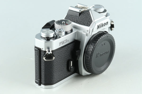 Nikon FM3A 35mm SLR Film Camera #30376D2