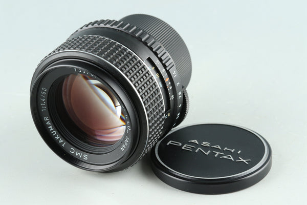 Asahi Pentax SMC Takumar 50mm F/1.4 Lens for M42 Mount #30398C3
