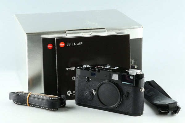 Leica MP 0.72 35mm Rangefinder Film Camera With Box #30408L1