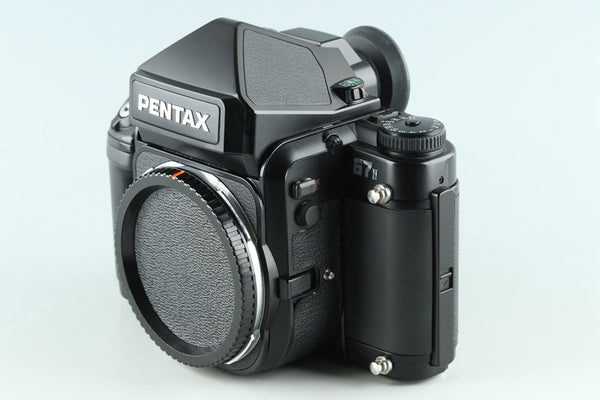 Pentax 67 II Medium Format SLR Film Camera #30417F1
