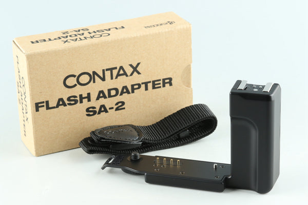 Contax Flash Adapter SA-2 for T3 With Box #30418F1
