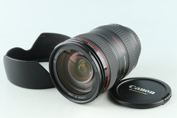 Canon EF 24-105mm F/4 L IS USM Lens #30462F5
