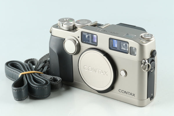 Contax G2 35mm Rangefinder Film Camera #30535E4