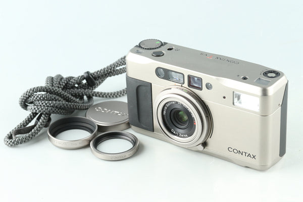 Contax T VS 35mm Point & Shoot Film Camera #30546D3