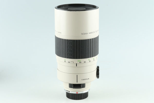 Sigma Mirror Telephoto 1000mm F/13.5 Lens for OM Mount #30569L9