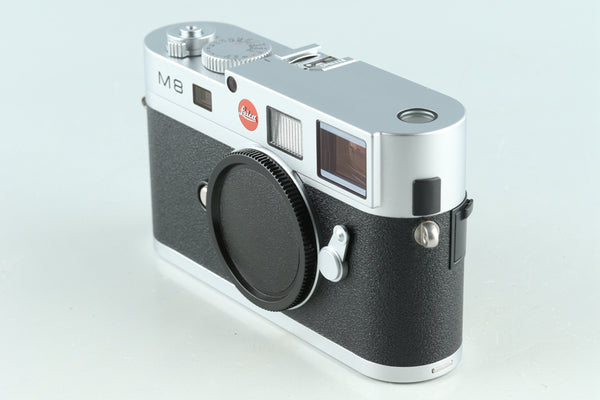 Leica M8 Rangefinder Digital Camera With Box #30665L10