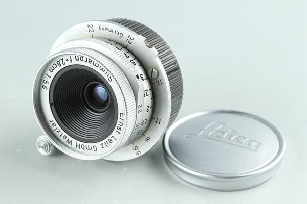 Leica Leitz Summaron 28mm F/5.6 Lens for Leica L39 #30722C1