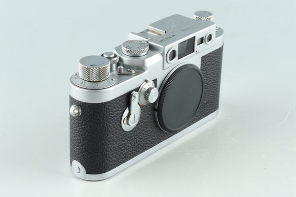 Leica Leitz IIIg 35mm Rangefinder Film Camera #30727D3