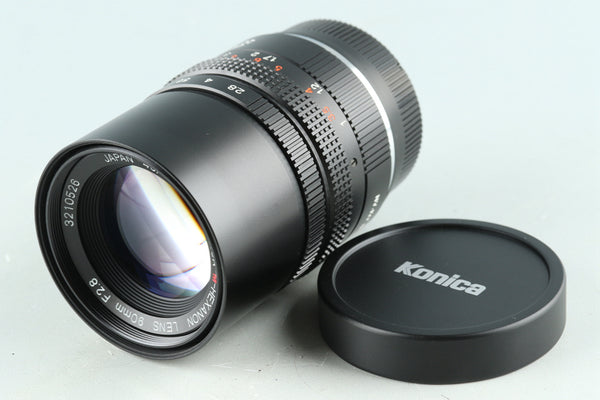 Konica M-Hexanon 90mm F/2.8 Lens for Leica M #30731E6