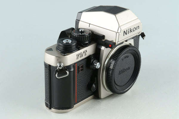 Nikon F3/T HP 35mm SLR Film Camera #30767D4