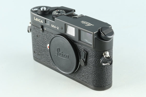 Leica M4-2 35mm Rangefinder Film Camera #30768D4