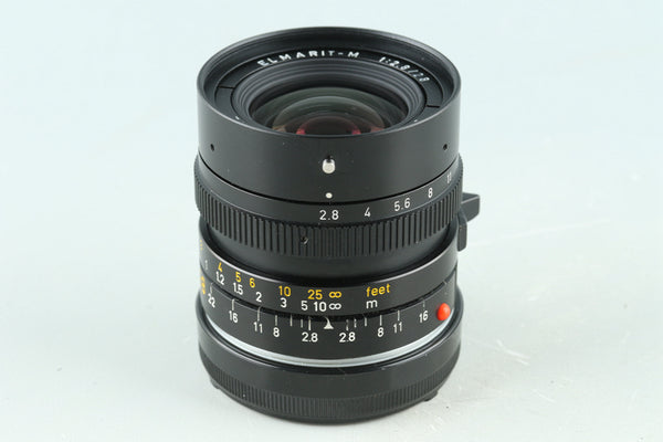 Leica Leitz Elmarit-M 28mm F/2.8 Lens for Leica M #30770C1