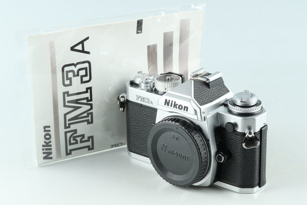 Nikon FM3A 35mm SLR Film Camera #30844D3