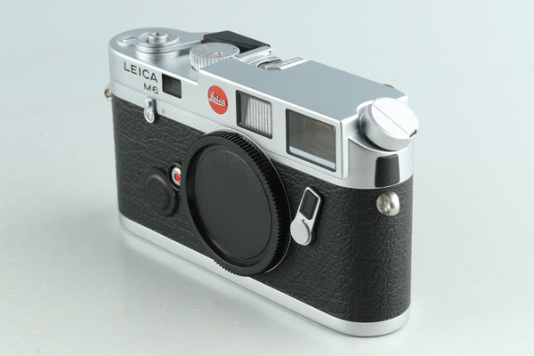 Leica M6 0.72 35mm Rangefinder Film Camera In Silver #30852D1