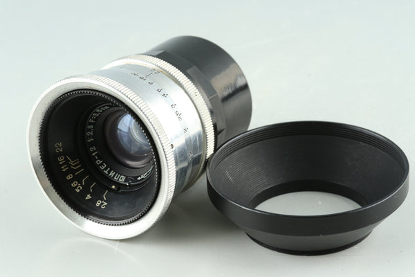 Jupiter-12 35mm F/2.8 Lens for Leica L39 #30863E6