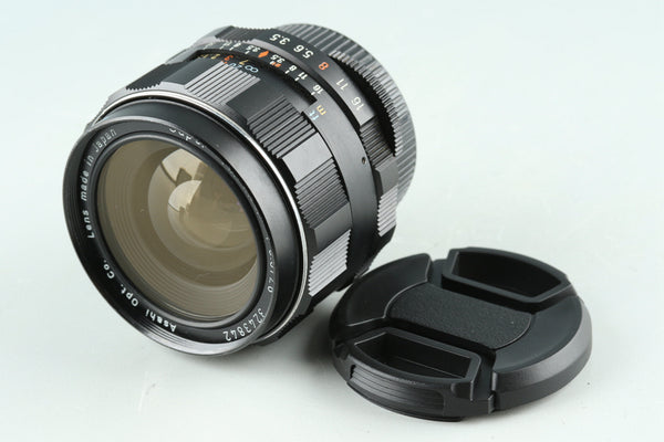 Asahi Pentax Super Takumar 28mm F/3.5 Lens for M42 Mount #30885C3