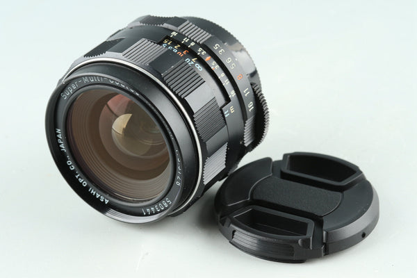 Asahi Pentax SMC Takumar 28mm F/3.5 Lens for M42 Mount #30897C3