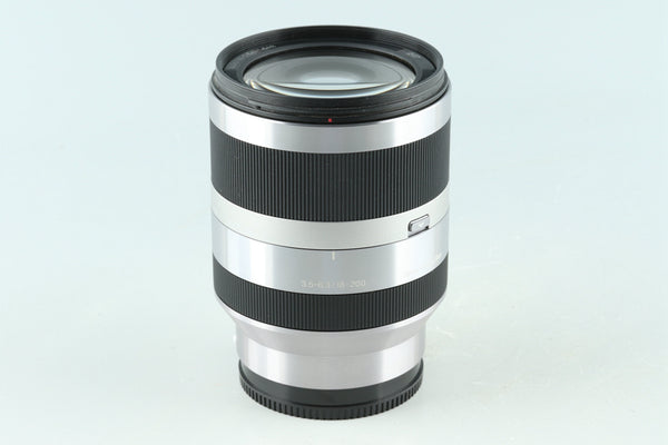 Sony E 18-200mm F/3.5-6.3 OSS Lens for Sony E #30904F5