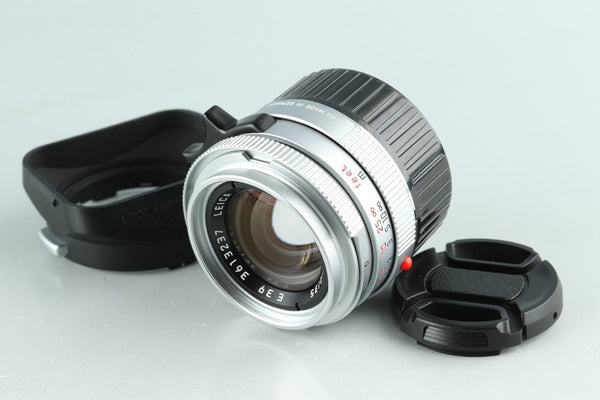 Leica Summicron-M 35mm F/2 E39 Lens for Leica M #30951C1