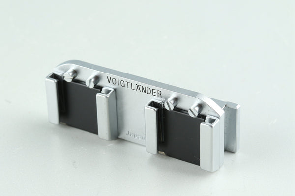 Voigtlander Double Shoe Mount Adapter #30952F2