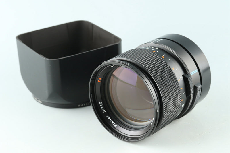 Hasselblad Carl Zeiss Planar T* 110mm F/2 FE Lens #31010E5