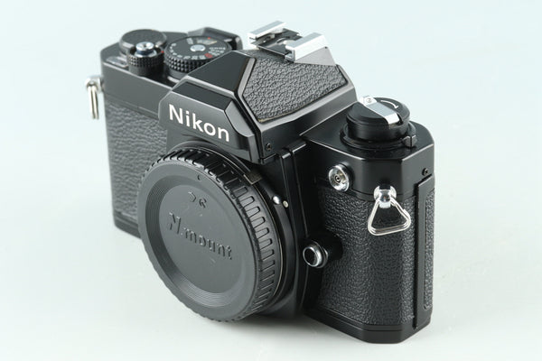 Nikon FM 35mm SLR Film Camera #31044D3
