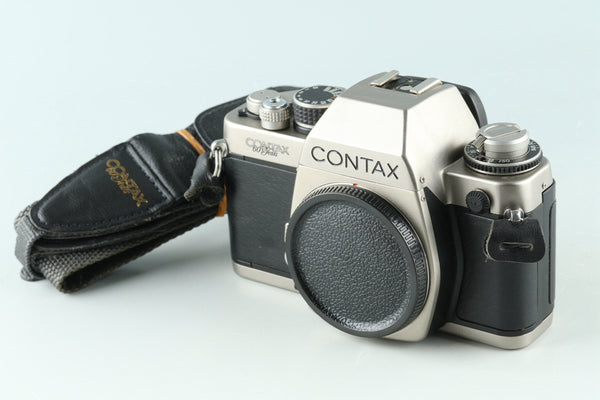 Contax S2 60 Years Model 35mm SLR Film Camera #31068D3