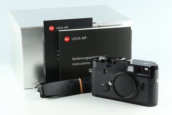 Leica MP 0.72 35mm Rangefinder Film Camera With Box #31073L1