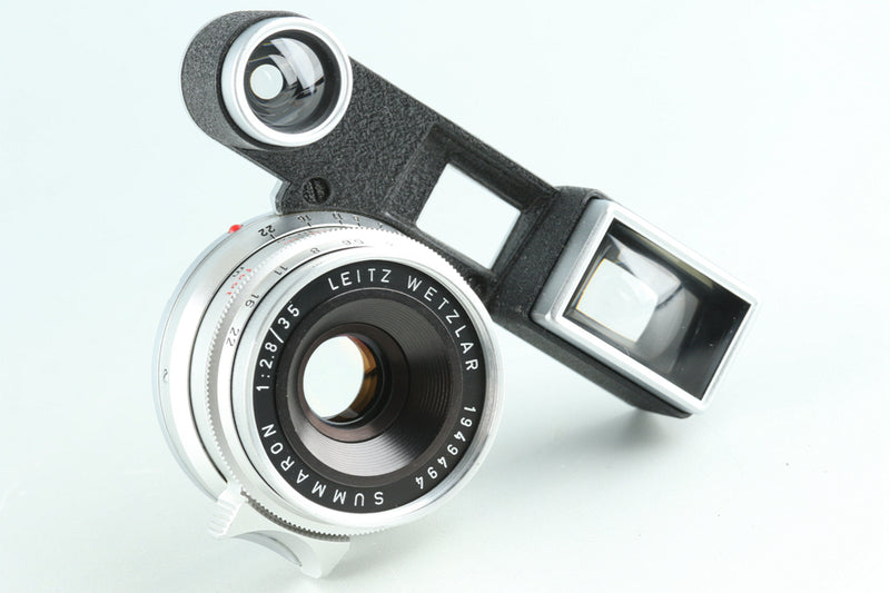 Leica Leitz Summaron 35mm F/2.8  Lens for Leica M #31116C1