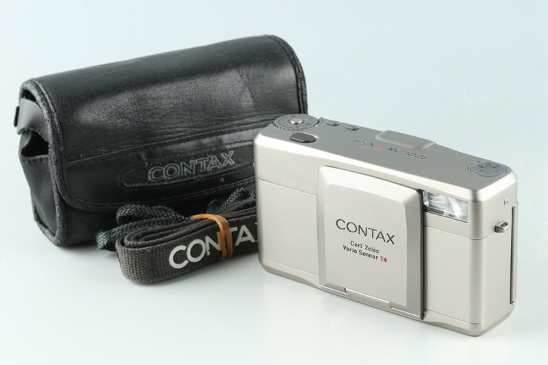 Contax T VS III 35mm Point & Shoot Film Camera #31181D2