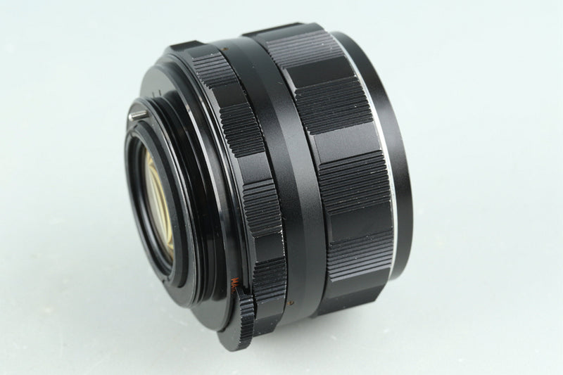 Asahi Pentax Super Takumar 55mm F/1.8 Lens for M42 Mount #31200G22