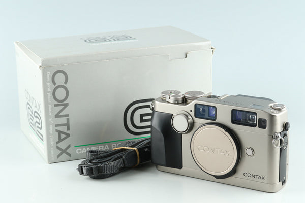 Contax G2 35mm Rangefinder Film Camera With Box #31223L7