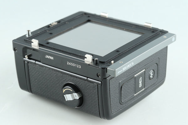 Zenza Bronica SQ-i 135 W Film Back & Focusing Screen S #31249F2