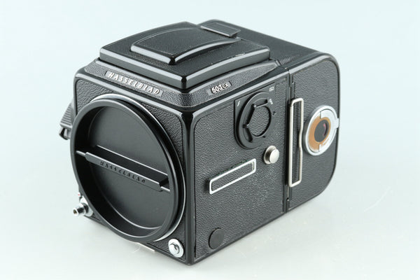 Hasselblad 503CX Medium Format SLR Film Camera + A12 #31306E3