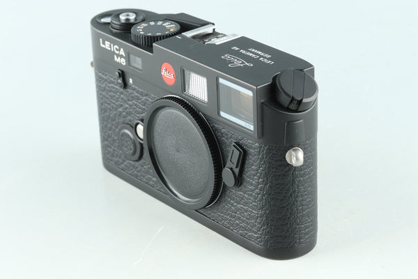Leica M6 TTL 0.72 35mm Rangefinder Film Camera In Black #31311D3