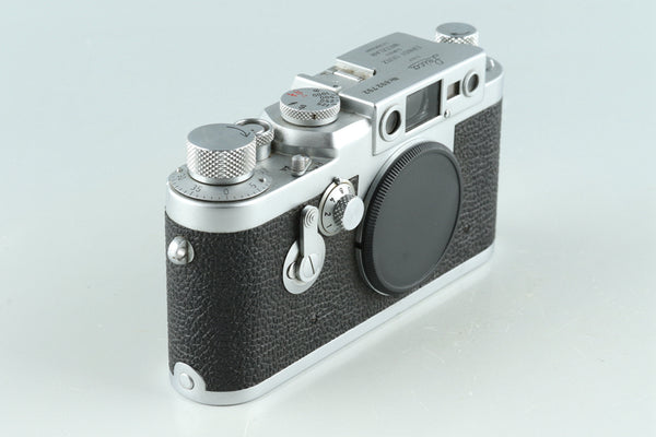 Leica Leitz IIIg 35mm Rangefinder Film Camera #31349D1