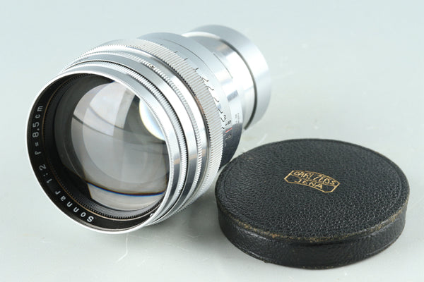 Carl Zeiss Jena Sonnar 85mm F/2 Lens for Contaflex TLR #31430C2