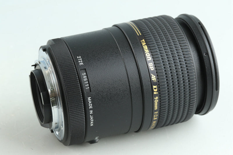 Tamron SP 90mm F/2.8 Di Macro Lens for Nikon AF #31447L9
