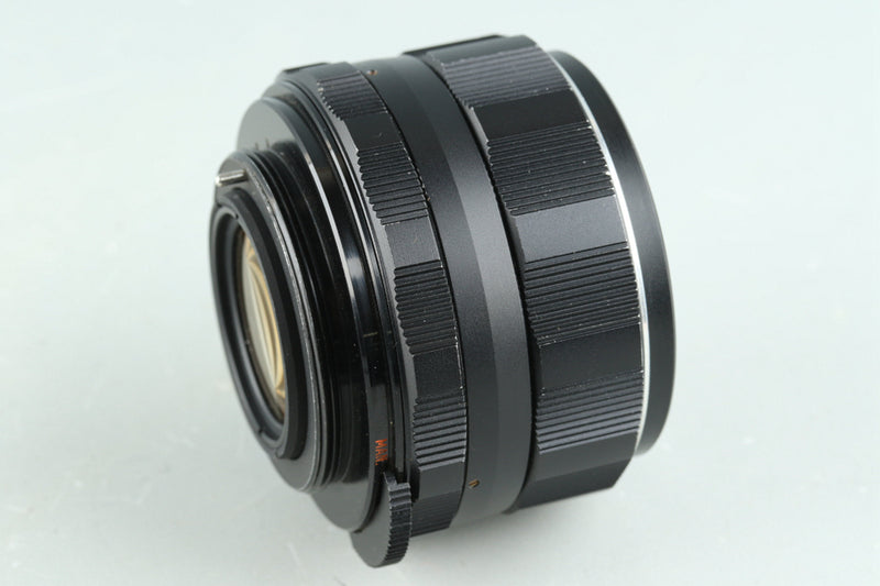 Asahi Pentax Super Takumar 55mm F/1.8 Lens for M42 Mount #31641C4