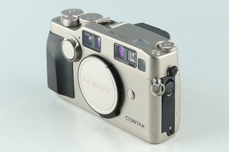 Contax G2 35mm Rangefinder Film Camera With GD-2 #31655D1