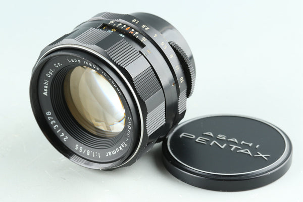 Asahi Pentax Super Takumar 55mm F/1.8 Lens for M42 Mount #31664C3