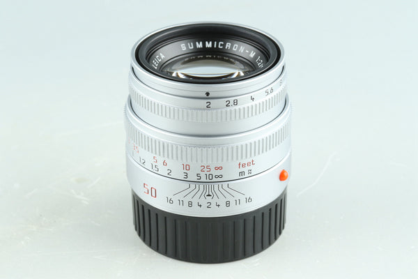 Leica Summicron-M 50mm F/2 E39 Lens for Leica M #31713C1