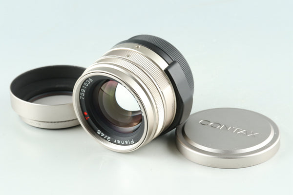 Contax Carl Zeiss Planar T* 45mm F/2 Lens for G1/G2 #31765A1
