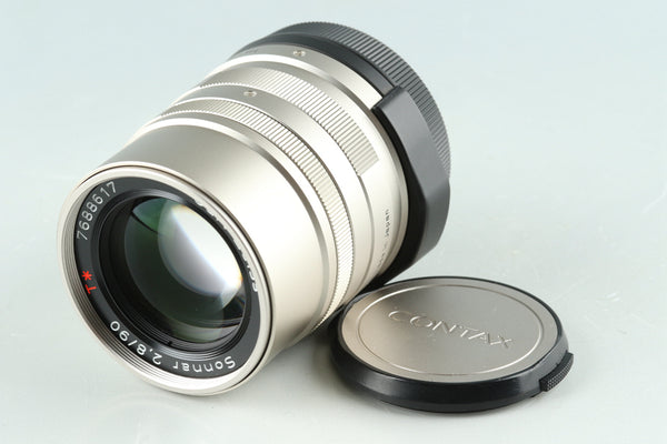 Contax Carl Zeiss Sonnar T* 90mm F/2.8 Lens for G1/G2 #31767A1