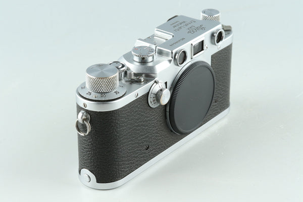 Leica Leitz IIIc 35mm Rangefinder Film Camera #31853D1