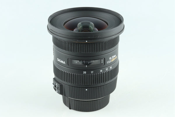Sigma EX 10-20mm F/3.5 DC HSM Lens for Nikon #31944F5