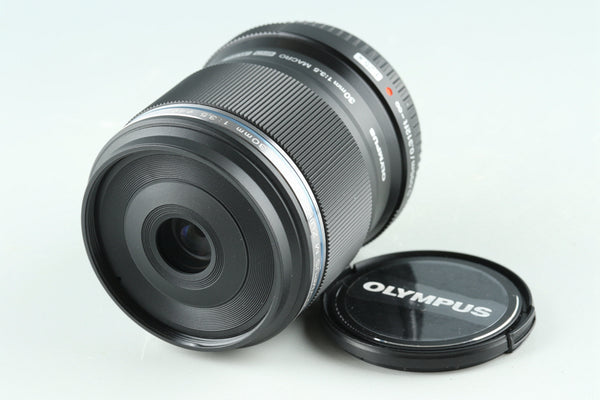 Olympus M.Zuiko Digital 30mm F/3.5 Lens for M4/3 #31972H13
