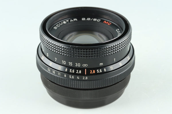 Carl Zeiss Jena DDR Biometar 80mm F/2.8 MC Lens for Pentacon Six #32000C5