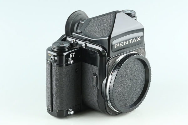 Pentax 67 TTL Medium Format SLR Film Camera #32037E1