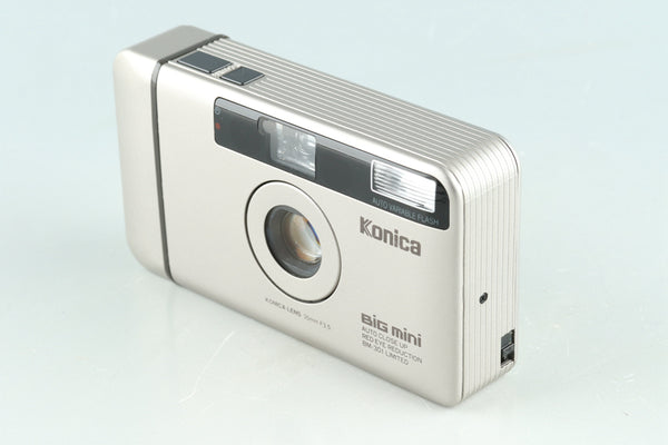 Konica Big Mini BM-301 Limited 35mm Point & Shoot Film Camera #32120D5